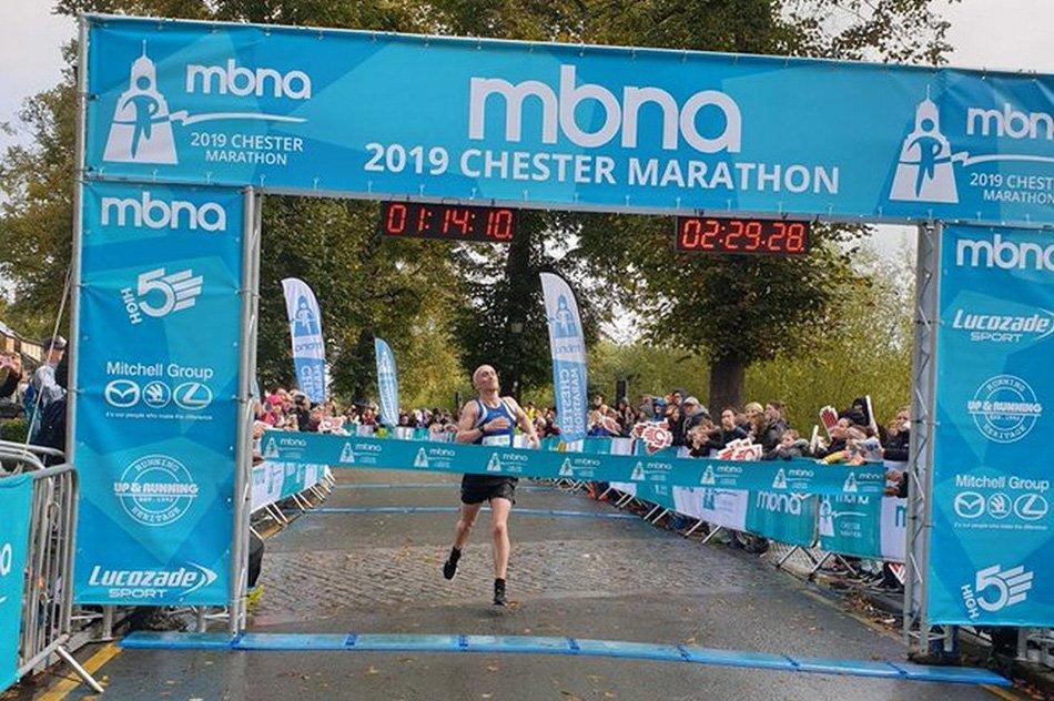 MBNA Chester Marathon (Sunday 3rd October 2021)