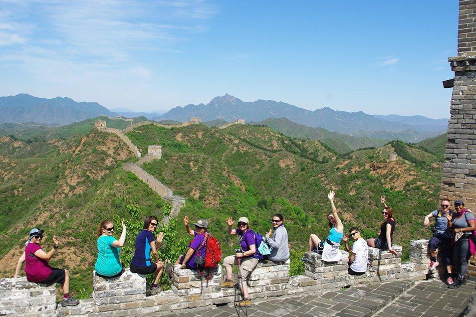Great Wall of China Trek (16th – 24th October 2021)