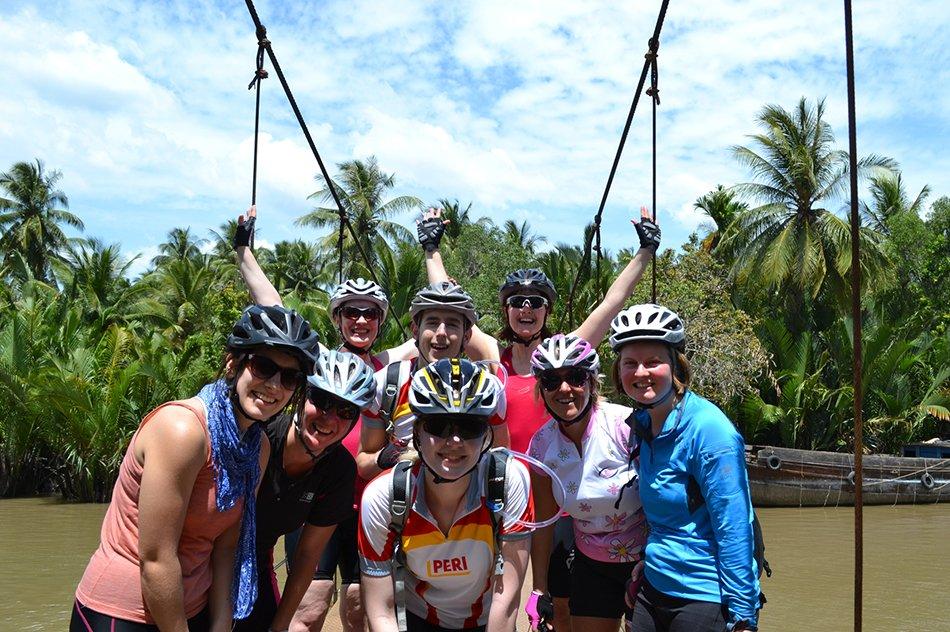 Vietnam to Cambodia Cycle (13th – 23rd November 2021)