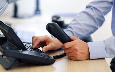 Telephone Customer Services