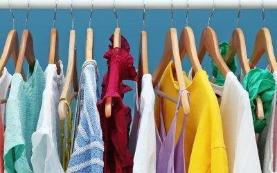 Warehouse Clothes Sorting Volunteer